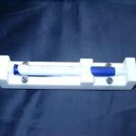 Kugelschreiber Werkstückaufnahme für den Tampondruck